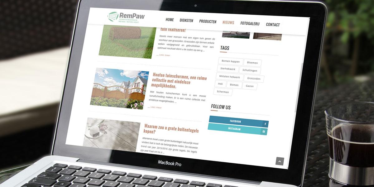 Serwis informacyjny - Rempaw