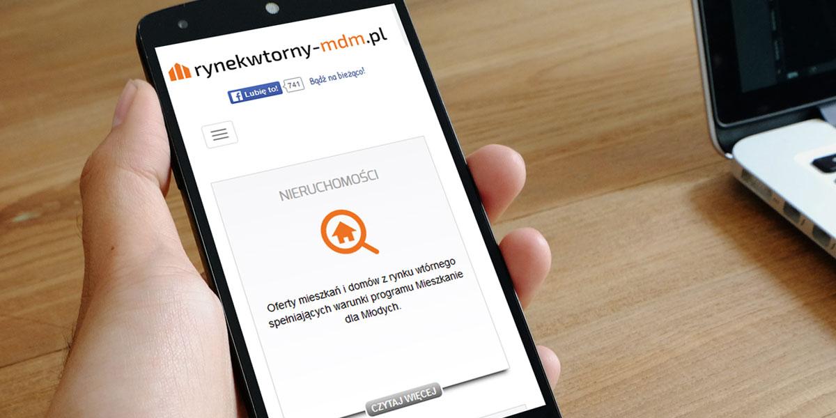 Serwis informacyjny - Rynek wtórny