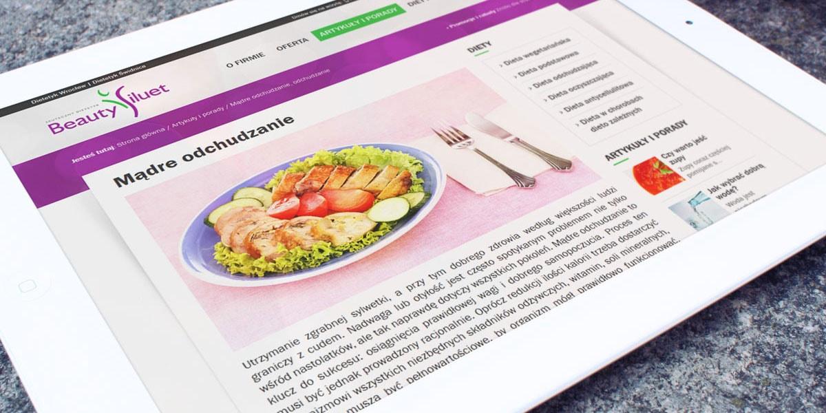 Serwis informacyjny - Skuteczny Dietetyk