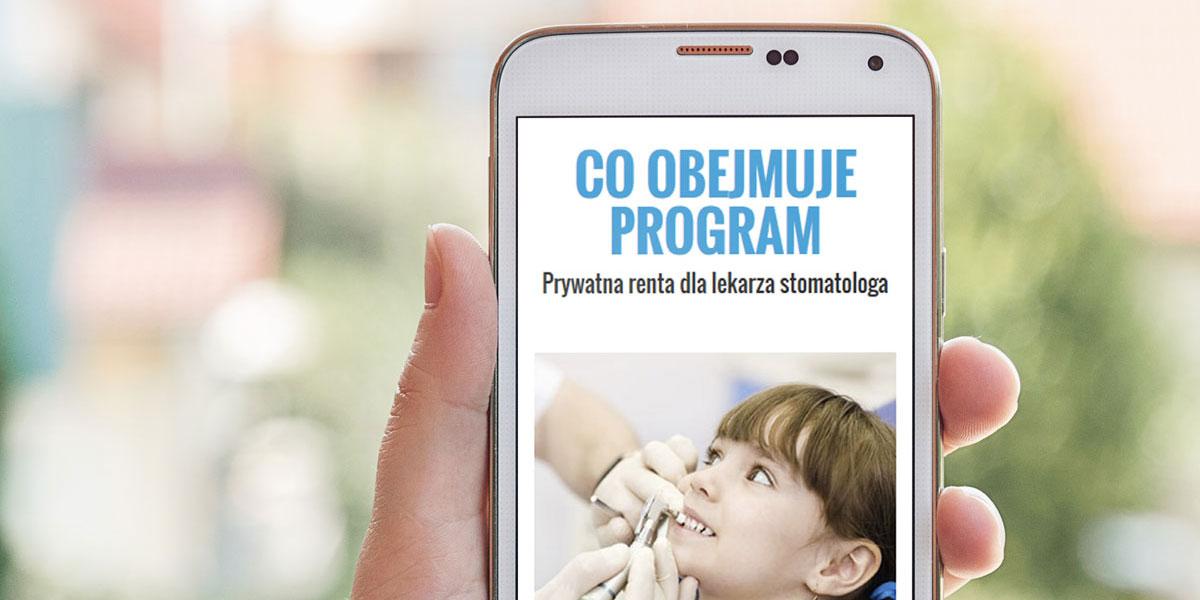 Strona WWW - Stomatolog